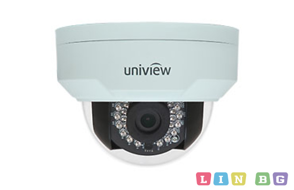 Камера UNIVIEW IPC322E IR F36 IN