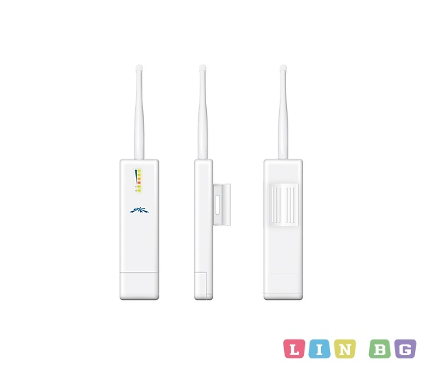 Точка за достъп Ubiquiti PICOM2 HP PicoStationM2