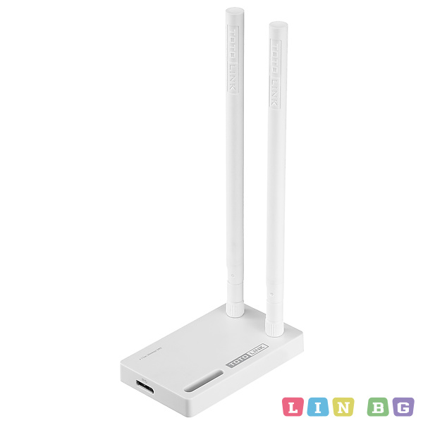 Рутер TOTO LINK AC1200 Wireless Dual Band 1200Mbps USB Adapter