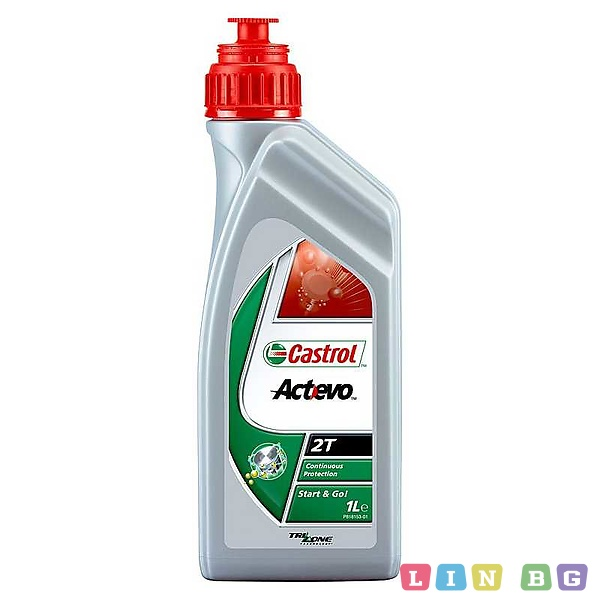 CASTROL ACT EVO 2T 1L Mоторно масло