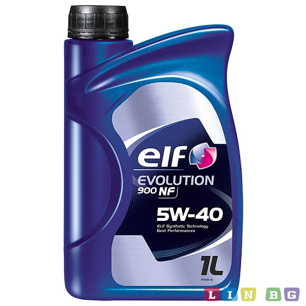 Elf Evolution 900 NF 5W40 1л Моторно масло