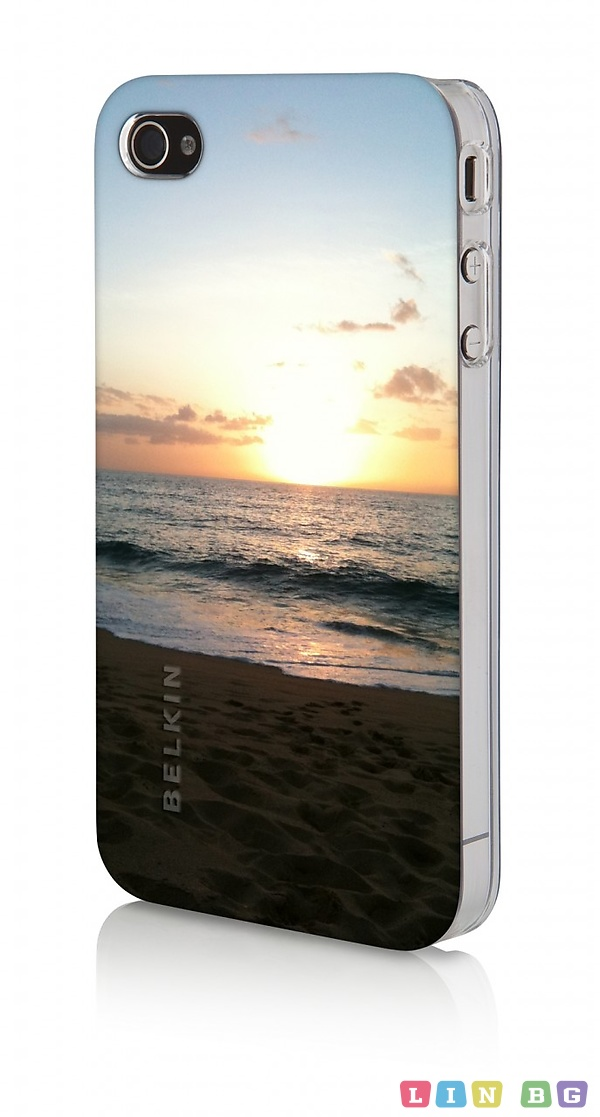 Shield for Apple iPhone 4 4s Sunset