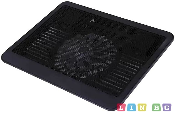 Spacer SP-NC19 Notebook Cooling Pad 14-15 5 inch Охлаждане за лаптоп