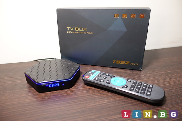 T95Z Plus Android 7 1 Smart Box Amlogic S912 Octa Core 4K ТВ БОКС АНДРОИД