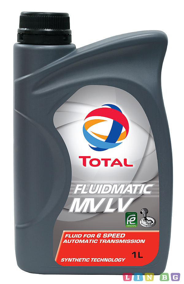 TOTAL FLUIDMATIC CVT MV 1л Трансмисионно Масло