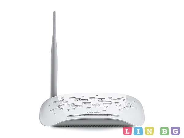 TP-Link TL-TD-W8951ND 150Mbps Wireless N ADSL2 Modem Router Модем