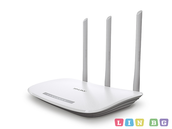 TP-Link TL-WR845N 300Mbps Wireless N Router Безжичен рутер