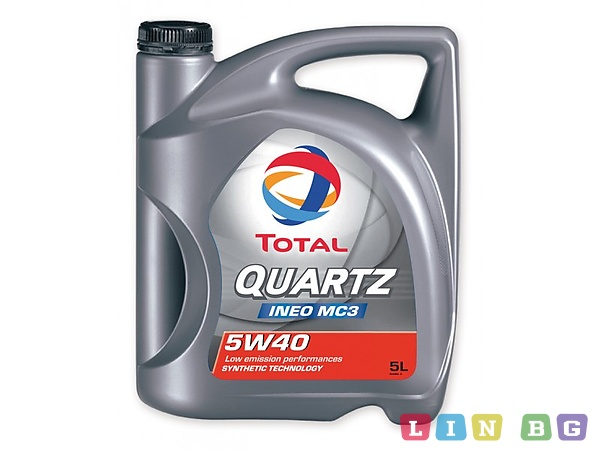 Total Quartz INEO MC3 5W30 5л Моторно масло