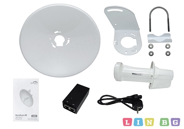 UBIQUITI PowerBeam PBE M5 300 22dBi 5GHz MIMO