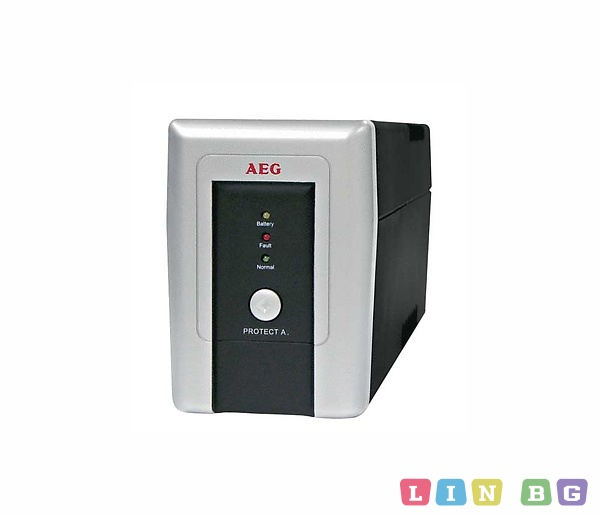 UPS AEG Protect A 500VA 300W Tower