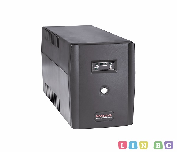 UPS Makelsan 1400VA 840W ARMY